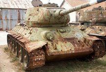 T-34 1941 & T-34/85