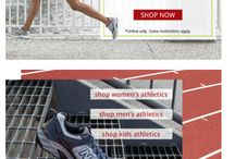 Back to School / Great discounts on Back to School shoes, apparel and accessories. www.housershoes.com  25% off orders over $99.95 and 20% off sitewide on orders less than $99.95. Some restrictions apply.