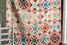Vintage Quilts / by Jina Barney