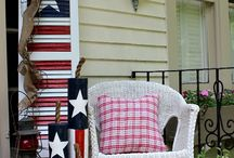 Patriotic Decor / by Jessica Arzate
