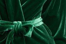 Green velvet / Green velvet