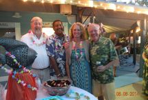 20th Anniversary Luau / Water Park celebrating twenty years!!!