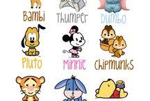 Disney hayvanları