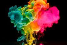 multicolours / colours