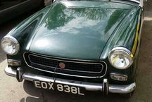 Little Gems - Classic Car Projects / To show our classic Car builds as a before/after or general photos