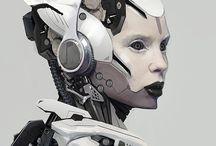 Scifi: Cyborgs