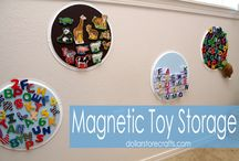 For the classroom! / Magnetic play stations.
