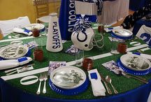 Football/Tailgate Parties / by Wendy Caillouet