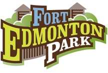Things to do with kids in Edmonton / by Jenifer Schaefer