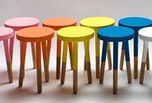 Meubels - DIY / Pin hier jou leuke zelf gemaakte meubels of leuke diy ideeën