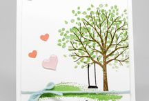 Sheltering tree Stampin Up