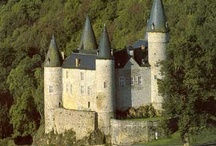 Castles in the Belgium Ardennes / To visit...