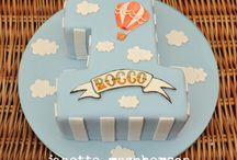 Baby Boy Birthday Cakes