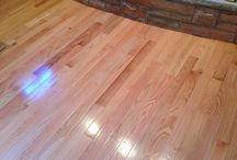 Wood Floor fireplaces / Beautiful fire places surrounded by wood flooring