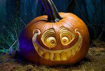 Halloween Intagli Di Zucca
