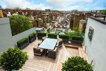 TSK // Roof terrace / herb garden