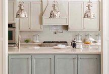 Kitchens  / by Caroline Swetenburg