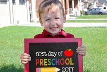 preschool back to school