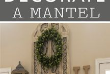 Mantels for all the seasons