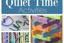 Activities - Toddlers