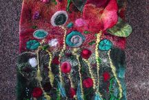 Felt Wall Hanging / by Kim Belleghem Coulter