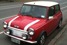 My New Old Mini / Vintage cars with modern appeal