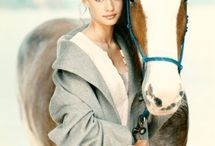 passions: ...dogs and horses