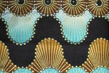Textiles and Beads