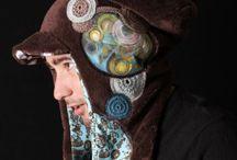 ETSY Unique Man hats
