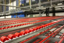 Long Good Handling Systems / Storemax cantilever racking is ideal for storing long items such as steel sections, extrusions, wood, pipes, tubes, carpet rolls, furniture etc. It is strong, cost effective and safe solution which maximises the usage of floor space and utilises vertical space