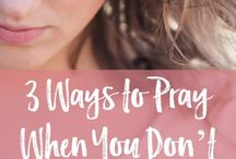Pray without cessation