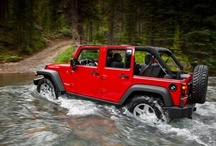 All Things Jeep / by Sam Sumner