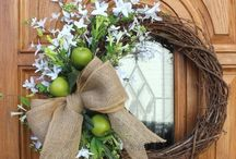 Wreaths / Beautiful wreaths