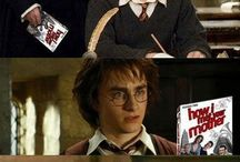 For The Love Of Harry Potter / by Charity Sandra