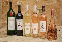 Vin / Wine / Le vin sous toutes ses formes Rouge Blanc Rosé