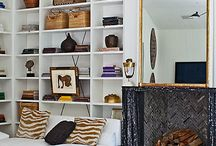 The Art of Display / Shelves, gallery walls, and styling ideas. / by Anne Sage