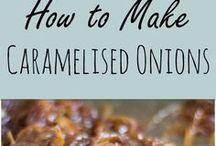 caramalised onions
