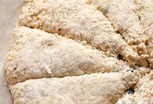 oats scones