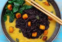 Meatless Menu: Ramen / Use your noodle for Meatless Monday!
