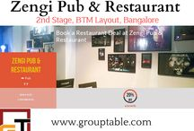 Food Offers in Bangalore / Exclusive Collection of Restaurants Offering Deals And Best Discounts in BangaloreCity