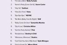 Playlist's ❤️