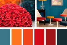 paleta rojo