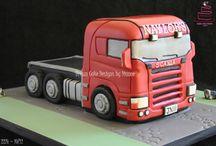 Kamion torta