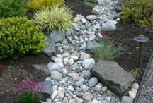 Landscape Features / Landscape features like pergolas, arbors, buildings, sheds, etc. / by Growing The Home Garden