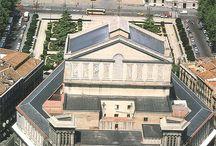 El teatro Real #Madrid