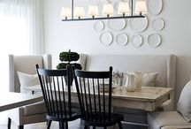 dining room / by Mel Robbins