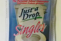 What the world think of Just'a Drop! / THE Original Toilet Odor Eliminator