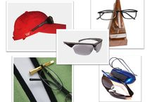 Hold Your Glasses / Things that hold eyeglasses, sunglasses or reading glasses