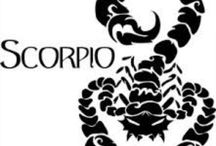 Scorpio / My zodiac sign