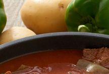 Gulasch supe